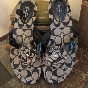 COACH Samira Sandals